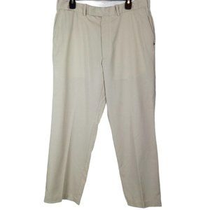 RLX Men's Classic Flat Front Golf Pants 36x32-N135